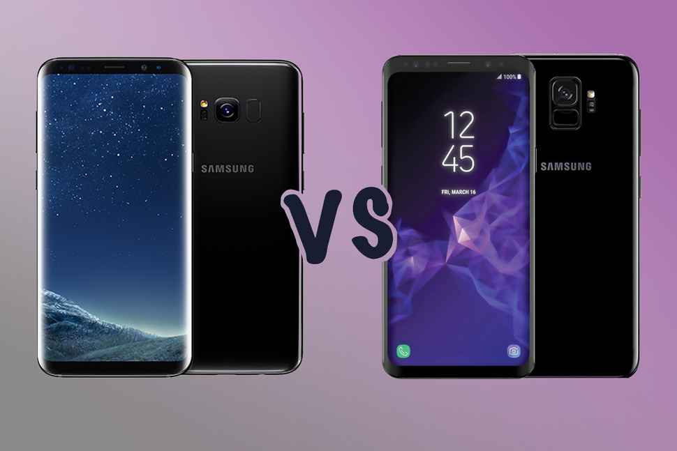 Samsung Galaxy S9 Vs Galaxy S8 Camera Comparison See